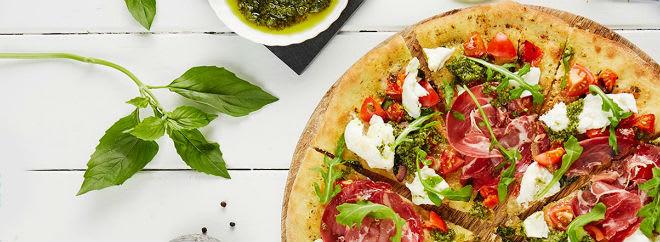 Bella Italia pizza 1