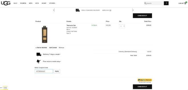 ugg online discount code