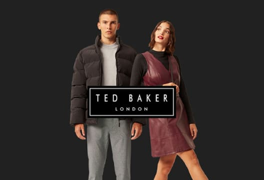 Save as Much as 50% in the End of Season Sale at Ted Baker