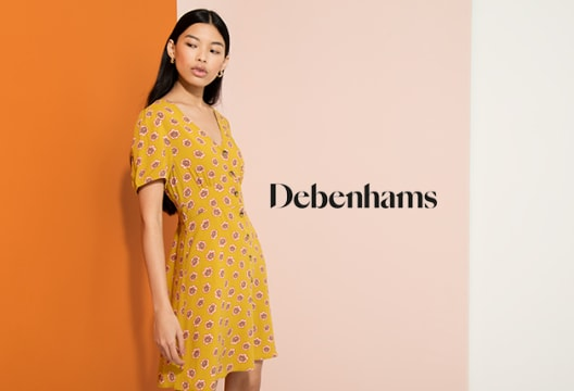 The Spectacular Sale is Here! Save up to 50% at Debenhams