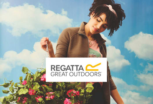 Save 25% on Regatta Outlet Orders