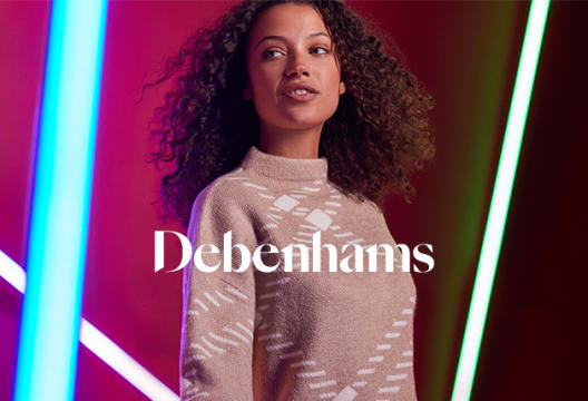 Get up to 70% Off in the Sale at Debenhams