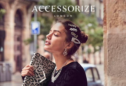 Sign-up for the Newsletter at Accessorize and Get 10% Off Your Purchase