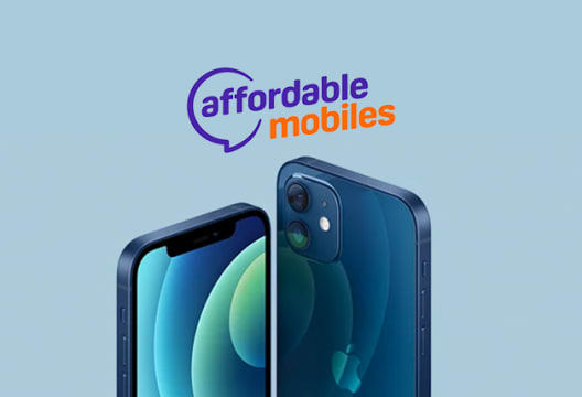At Affordable Mobiles You Can Save £30 on Upfront Costs