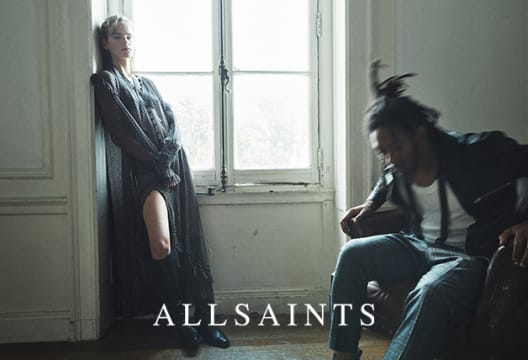 Save 50% on Selected Sale Lines at AllSaints