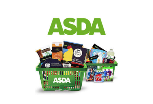 ASDA's Click and Collect is Free on Orders Over Just £25