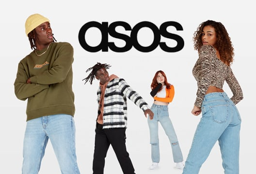 Claim a 10% Saving on Your First Order at ASOS