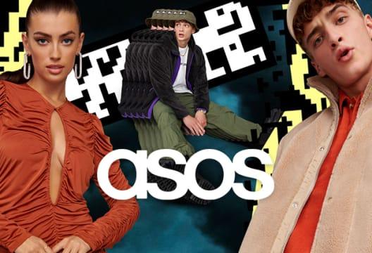 Save 15% as a New Customer at ASOS