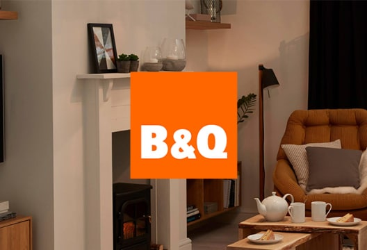 Join B&Q Club and Enjoy a £5 Welcome Voucher When You Spend £30 at B&Q