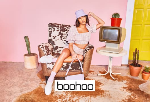 Save 30% at boohoo on Winter Warmers