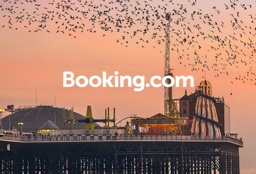 Book Your Next Local Getaway and Save at Least 15% at Booking.com