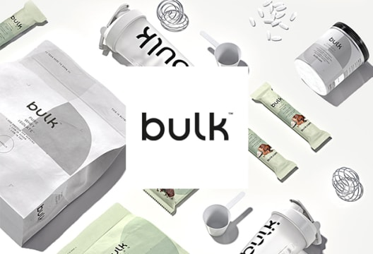 Don't Miss Out on 20% Off Selected Orders at Bulk