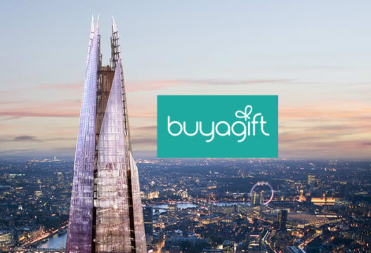 Save 22% on Orders at Buyagift