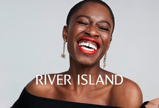 Spend Over £50 and Get 15% Discount on Your Orders at River Island - New Customers Only!