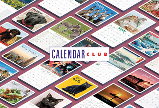 Save 10% on Your Orders at Calendar Club