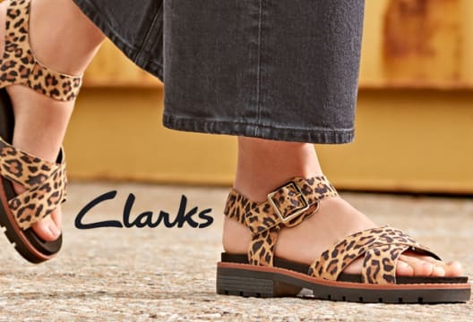 10% Saving on Your First Order with Newsletter Sign-ups at Clarks