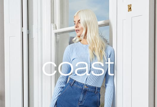 Extra 15% Off Coast New In Plus Free Delivery