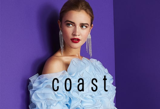 Save 50% Sitewide at Coast