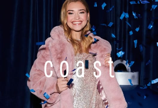 Up to 80% Savings on Orders + Extra 15% Off Sale Lines with This Code at Coast