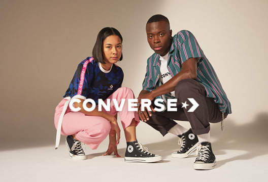 Get Half Price Items in the Converse Sale