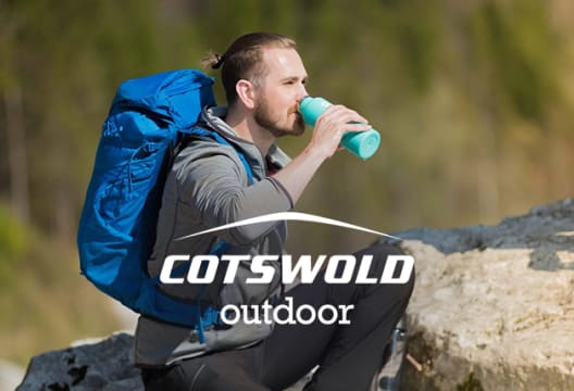 You Can Save up to 50% in the Sale at Cotswold Outdoor