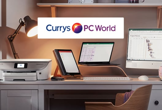Save as Much as 50% on 1000s of Lines at Currys PC World