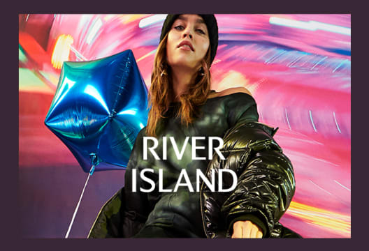Shop at River Island for the First Time and Save 15% on Orders Over £60