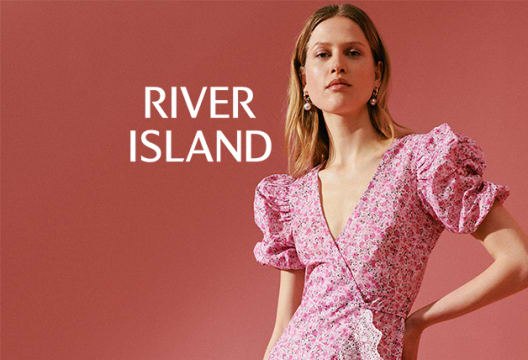 Extra 15% Off First Orders Over £65 at River Island