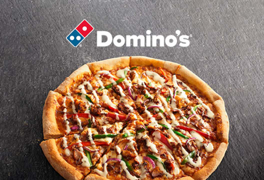 Save 50% on Your £35+ Domino's Pizza Spends