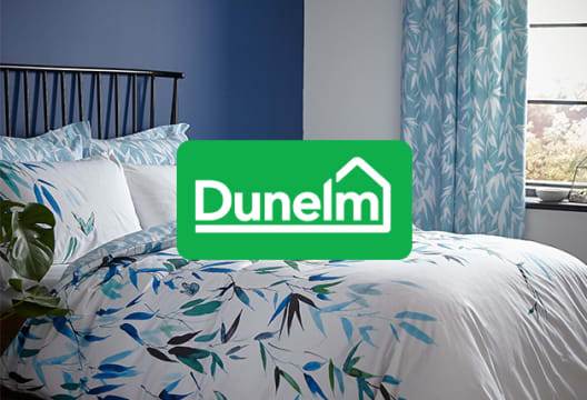 Dunelm Has Half Price Items in the Clearance Sale