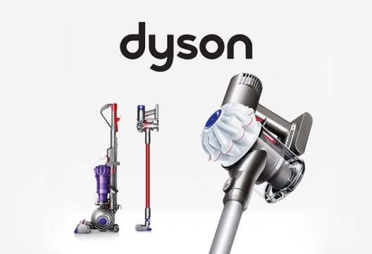 At Dyson You Can Shop Cordless Vacuum Cleaners from £249.99