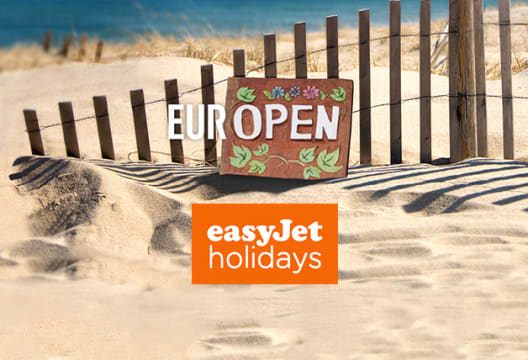 £20 Gift Card with Orders Over £700 at easyJet Holidays