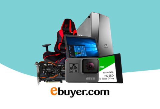 Make a Saving at Ebuyer with £600 Off Selected Orders