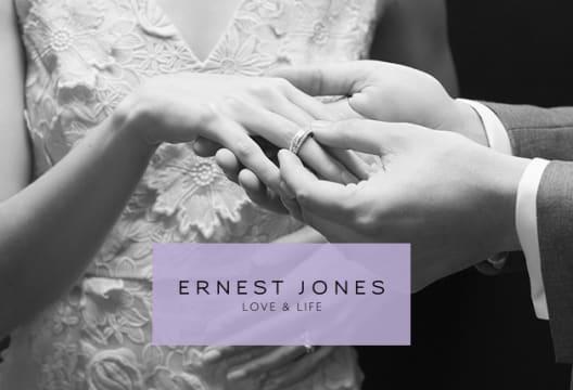 12% Saving on Orders at Ernest Jones