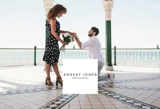 £50 Saving on £300+ Ernest Jones Spends