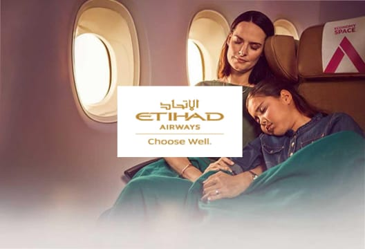 Find 20% Off Select Economy Standard Seats as a Silver Member at Etihad Airways