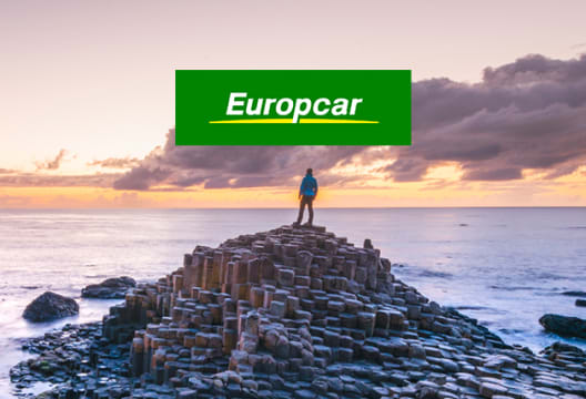 Book Through Your Mobile Phone at Europcar and Enjoy 10% Savings