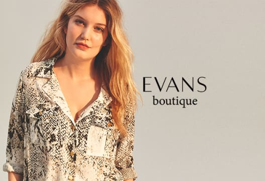 Save 15% on Your Order with This Code at Evans