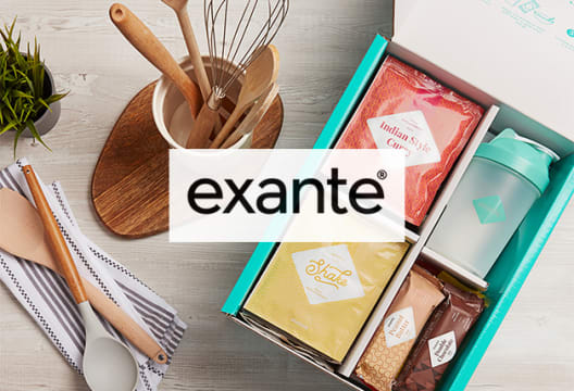 At Exante You Can Save 30% on Meal Replacements