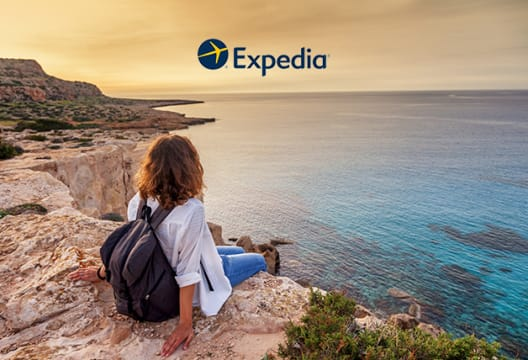 Get an 8% Saving on Hotel Bookings at Expedia