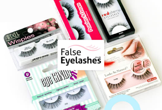 Get 10% Off at False Eyelashes When You Sign-up for the Newsletter