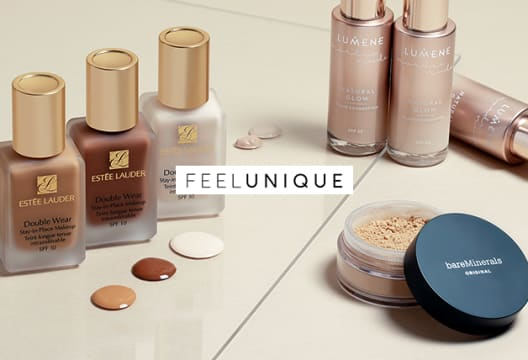Head to Feelunique for 20% Savings on Selected First Orders