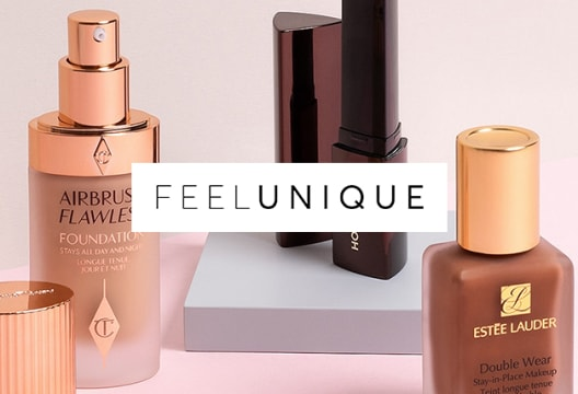 Head to Feelunique for a 20% Saving on Your First £50+ Order