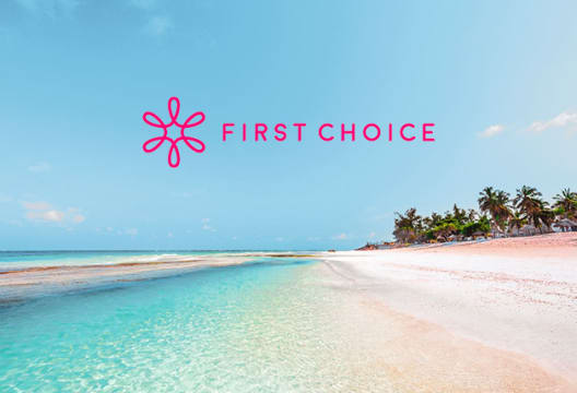 Book Your Holiday at First Choice and Save £100