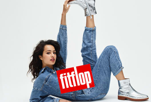Up to 60% Off + Save 25% Extra on Almost Everything at FitFlop
