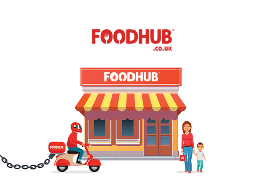 Enjoy £3.50 Off First Orders Over £10 at Foodhub