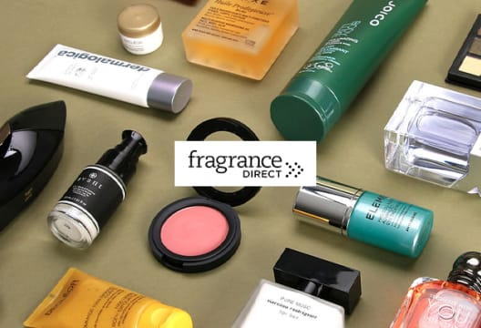 Enjoy 10% Off Orders Over £20 at Fragrance Direct