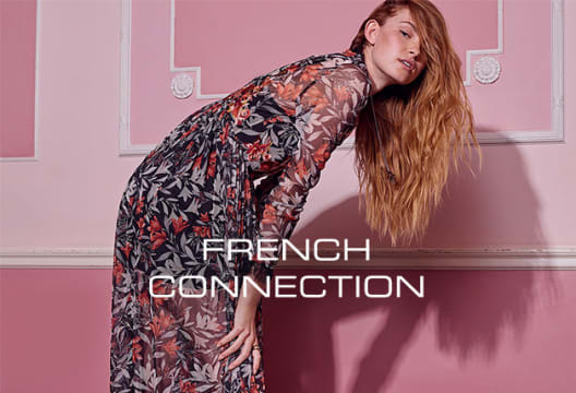 Extra 20% Discount on Sale Orders at French Connection