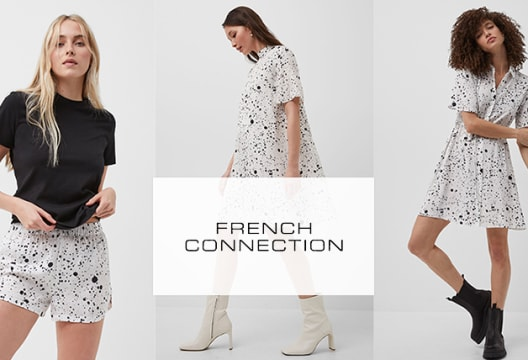 Find an Extra 20% Discount on Last Chance Lines at French Connection