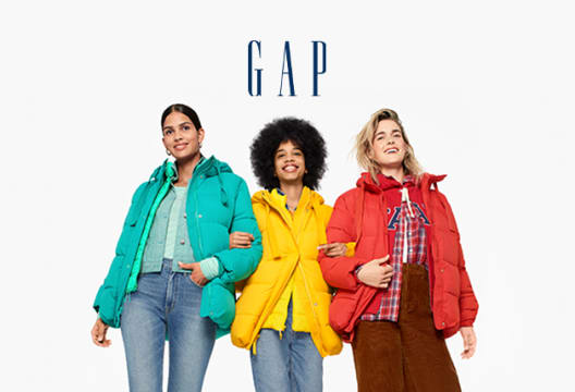 You Can Get a 20% Discount on First Full-Price Order with Newsletter Sign-up at GAP